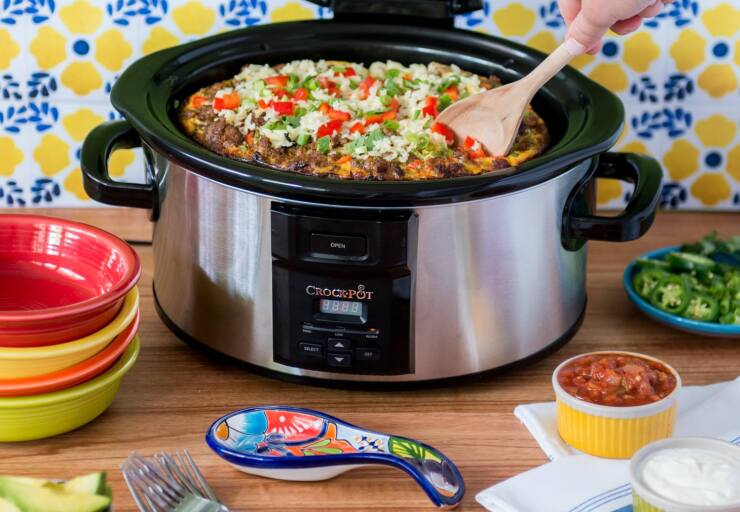 Crock-Pot Fiesta